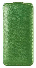 Купить Чехол Vetti Craft Slimflip Normal Series (IPO5SFNS110105) для iPhone 5/5S/SE (Green)