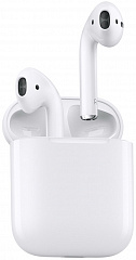 Купить Apple AirPods - наушники для iPhone/iPod/iPad (White)