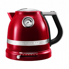 Купить Электрический чайник KitchenAid Electric Kettle Artisan 5KEK1522ECA (Candy Apple Red)