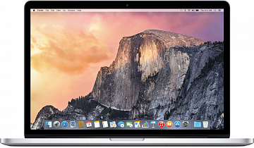 Купить Apple MacBook Pro 15 Retina, Intel Core i7 2.2 GHz, 16Gb, SSD 256Gb (MJLQ2RU/A)
