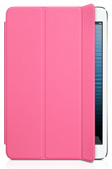 Купить iPad mini Smart Cover - Polyurethane (MD968LL/A) - чехол для iPad mini (Pink)