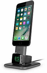 Купить Док-станция Twelve South HiRise Duet для Apple Watch и iPhone (Black)