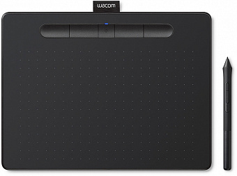 Графический планшет Wacom Intuos S CTL-4100K-N (Black)