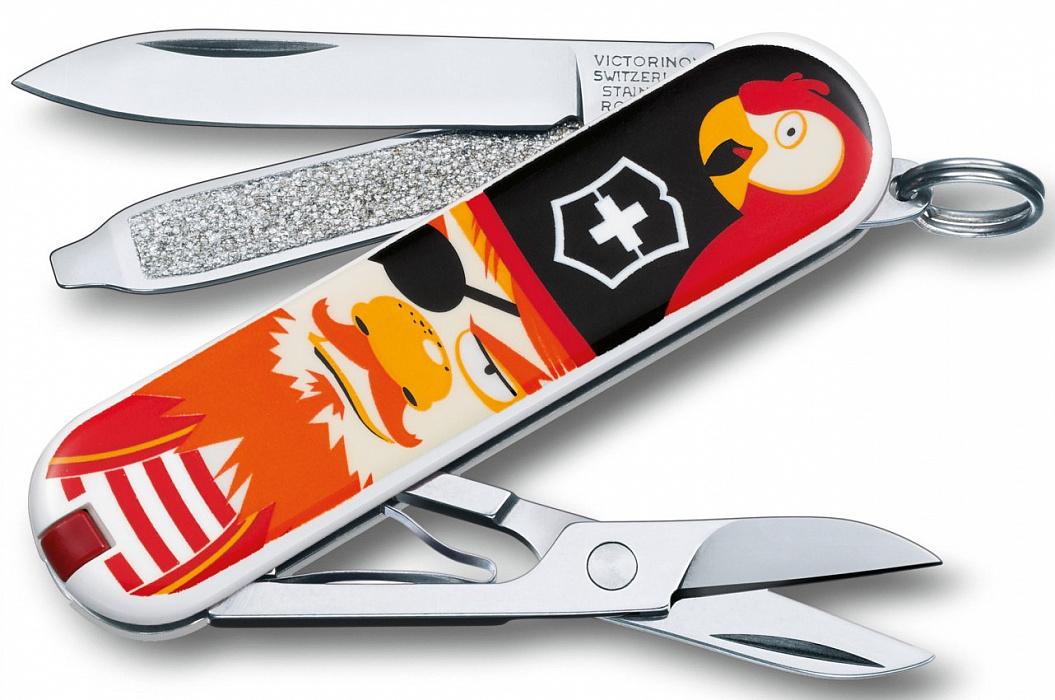 Купить victorinox classic le 2014 (0.6223.l1407) - нож-брело.