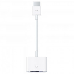 Купить Кабель Apple HDMI to DVI Adapter Cable (MJVU2ZM/A) для Mac