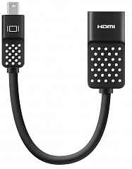 Купить Адаптер Belkin Mini DisplayPort to HDMI (F2CD079bt)