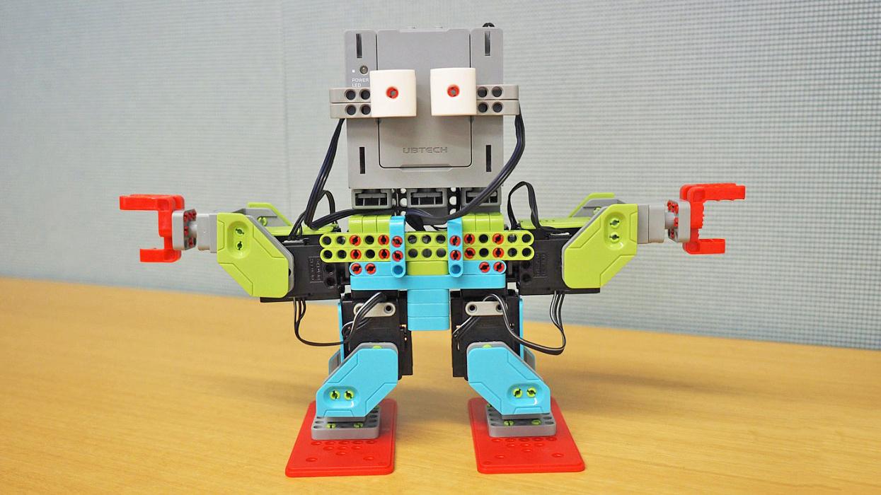 Как сделать движущегося робота 280