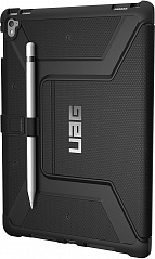 Купить Чехол Urban Armor Gear Metropolis Rugged для iPad Pro 9.7 (Black)