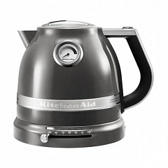 Купить Электрический чайник KitchenAid Electric Kettle Artisan 5KEK1522EMS (Medallion Silver)