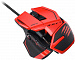 Mad Catz R.A.T. TE Gaming Mouse (MCB437040013/04/1) - проводная мышь (Red)