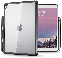 "Купить Чехол Wowcase With Stylus Slot (BLPADCRY1206) для iPad Pro 10.5"" (Grey)"