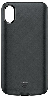 Чехол-аккумулятор Baseus Continuous Backpack 4000 mAh (ACAPIPH58-BJ01) для iPhone Xs (Black)