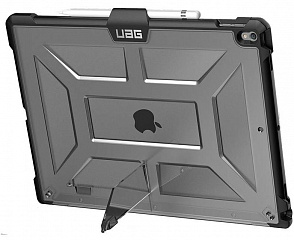 "Купить Чехол Urban Armor Gear Plasma для Apple iPad Pro 9.7""/ iPad Air (Clear)"