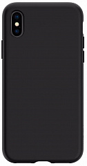 Купить Чехол Spigen Liquid Crystal (057CS22119) для iPhone X (Matte Black)