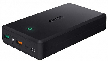 Купить Внешний аккумулятор Aukey Power Bank PB-Y7 30000 mAh USB C Power Delivery PD 2.0 (Black)