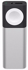 Купить Belkin Valet Charger Power Pack 6700 mAh - зарядное устройство для Apple Watch + iPhone (Silver)