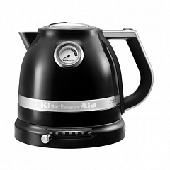Купить Электрический чайник KitchenAid Electric Kettle Artisan 5KEK1522EOB (Onyx Black)