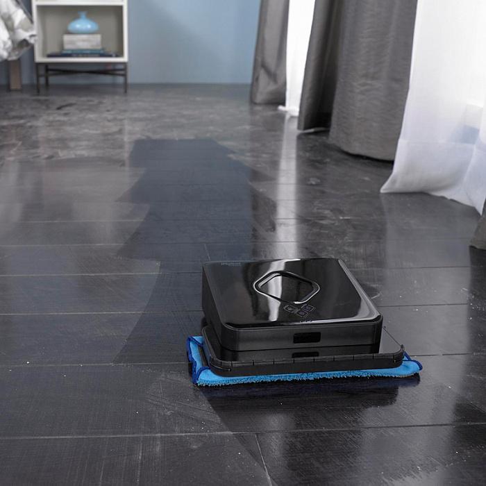 Роботы для мытья полов в домашних условиях