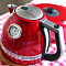 KitchenAid Electric Kettle Artisan (5KEK1522EER) - электрический чайник (Red)