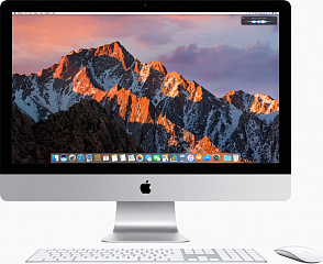 "Купить Моноблок Apple iMac 21.5"" Retina 4K Intel Core i5 3.0GHz 8Gb 1Tb HDD MNDY2RU/A (Silver)"