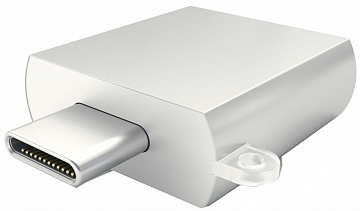 Купить USB-хаб Satechi USB 3.0 Type-C to USB 3.0 Type-A (Silver)