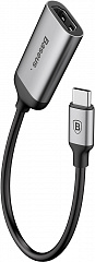 Купить Переходник Baseus C-Video USB-C/HDMI Female 15 см CATCY-A0G (Dark Grey)