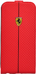 Купить Чехол-флип Ferrari Formula One (FEFOCFLP6RE) для iPhone 6/6S (Red)