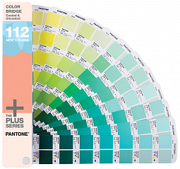 Купить Pantone Color Bridge Coated + Uncoated Supplement (GP6102-SUPL) - цветовой справочник