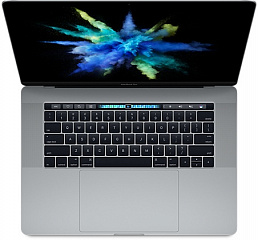 "Купить Apple MacBook Pro 15"" Retina, Intel Core i7 2.7Ghz, 16Gb, SSD 512Gb, TBar+TId (MLH42RU/A)"