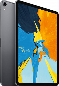 "Планшет Apple iPad Pro 2018 11"" (MTXN2RU/A) Wi-Fi 64GB (Space Grey)"
