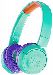 Купить Bluetooth-наушники JBL JR300BT (Tropic Teal)