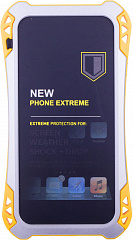 Купить Защитный чехол Amira Phone Extreme для iPhone 6/6S Plus (Silver/Yellow)