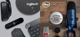 Компания Logitech покупает Blue Microphones